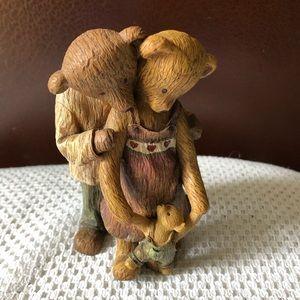 "Boyds Bear ""Life Times"" Series Figurine"